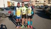 Los atletas del Club de atletismo de Totana han participado este domingo 8 de Febrero en diferentes pruebas
