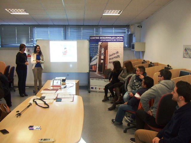 La Concejalía de Fomento del Empleo y la OMEP organizan un taller formativo de Social Media Avanzada para Pymes, Foto 3