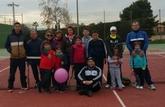 Arranca el Tennis Family en la Escuela de Tenis Kuore los sábados por la mañana
