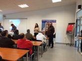Se inaugura el Curso Prevención de Riesgos Laborales en el puesto de trabajo: Manejo Seguro del Tractor