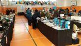 El Museo de la Policía Local de Totana participó este pasado fin de semana en la I Feria de Coleccionismo de la Región de Murcia