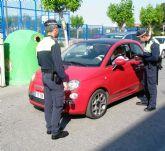 La Policía Local detuvo a 9 personas por delitos relacionados con la seguridad vial y prestó más de 150 auxilios a ciudadanos durante el mes de enero
