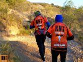 3ª ruta del grupo de amigos de la montaña Kasi Ná Trail (KNT) - 4