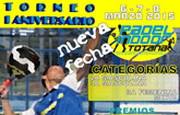 Padel Indoor Totana organiza un Torneo con motivo de su I aniversario