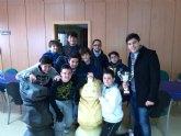El IES Juan de la Cierva y el Colegio La Milagrosa consiguieron el segundo puesto en la final regional de ajedrez de Deporte Escolar