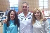 El nadador totanero José Miguel Cano participó en el II Open Master Murcia de Natación