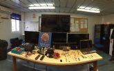 La Polic�a Local detiene a los presuntos autores de varios robos en una urbanizaci�n de Mazarr�n