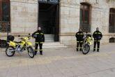 Protecci�n Civil adquiere dos motocicletas para mejorar el servicio en zonas no urbanas