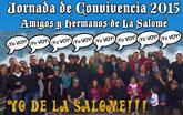 La Hermandad de Santa María Salomé organiza una jornada de convivencia en La Santa