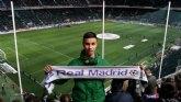 La Peña Madridista La Décima / Agustín Herrerín organizó un viaje a Elche para presenciar el partido entre el Elche CF y el Real Madrid