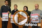 Totana acogerá el V Certamen Cornetas y tambores solidarios a beneficio de la Junta Local de la Asociación Española contra el Cáncer
