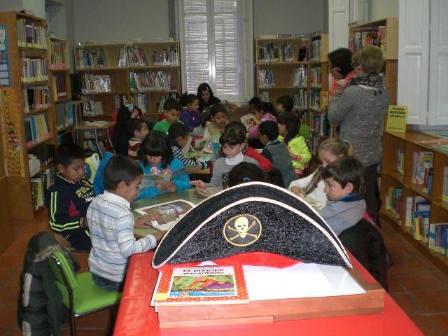 La actividad de animación a la lectura