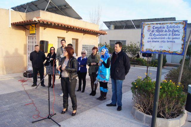 El Paretón Cantareros estrena su Sala Polivalente con la fiesta de Carnaval del Colegio Guadalentín, Foto 1