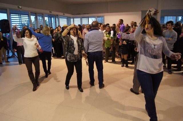 El Paretón Cantareros estrena su Sala Polivalente con la fiesta de Carnaval del Colegio Guadalentín, Foto 5