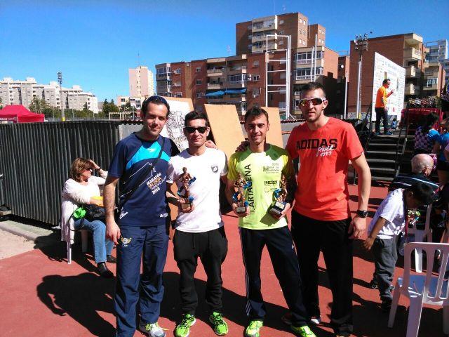 Gran actuación de los atletas del Club Atletismo Totana en la XXII Media Maratón de Cartagena, Foto 5