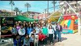D�Genes conmemora en Alhama con ambiente l�dico y festivo el D�a Mundial de las Enfermedades Raras