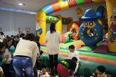 El Paretón Cantareros estrena su Sala Polivalente con la fiesta de Carnaval del Colegio Guadalentín - 4
