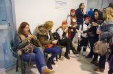 El Paretón Cantareros estrena su Sala Polivalente con la fiesta de Carnaval del Colegio Guadalentín - 10
