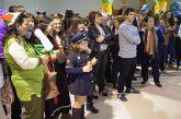 El Paretón Cantareros estrena su Sala Polivalente con la fiesta de Carnaval del Colegio Guadalentín - 9