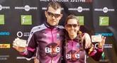 La A. D. Peña Las Nueve de Totana en la Andalucía Bike Race