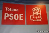 PSOE: El PP satisfecho con los datos del paro cuando hay más de 2.100 totaneros y totaneras sin trabajo