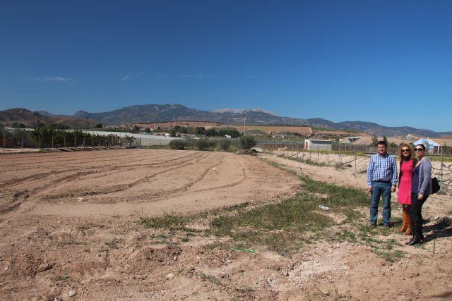 La Concejalía de Parques y Jardines colabora con la Asociación Prosauces Las Flotas en un nuevo proyecto terapéutico, Foto 2