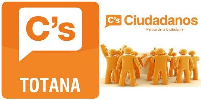 Ciudadanos Totana comienza hoy una ronda informativa dirigida a las Asociaciones vecinales de Totana, Foto 1
