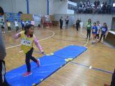 Los colegios Tierno Galván y Luís Pérez Rueda participaron en la final regional de jugando al atletismo de Deporte Escolar - 2