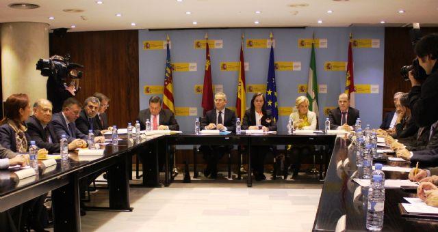 La Junta de Gobierno de la CHS informa favorablemente el borrador de decreto de Sequía, Foto 1