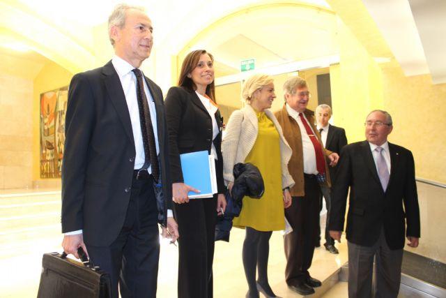 La Junta de Gobierno de la CHS informa favorablemente el borrador de decreto de Sequía, Foto 2