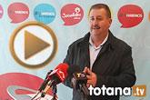 Rueda de prensa PSOE Totana. Medidas económicos y actualidad política municipal