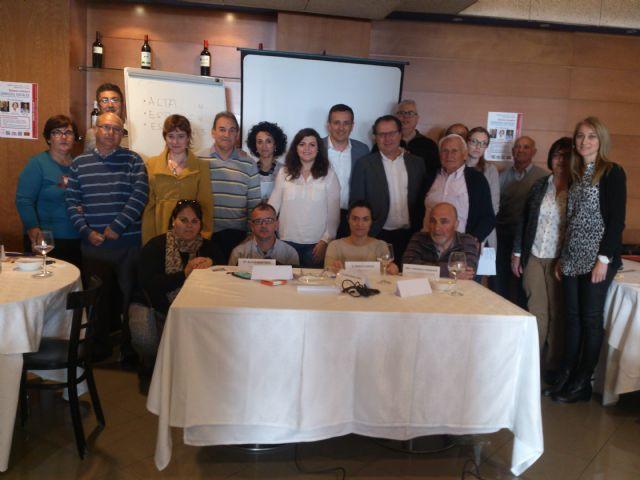 IV Jornada Formativa del PSOE de Alhama, Foto 3