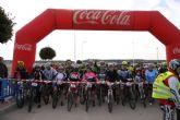 Mil doscientos ciclistas participan en la VII Marcha Nacional de Bicicleta de Montaña