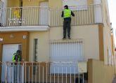 La Guardia Civil esclarece una treintena de robos en viviendas de Blanca, Abarán, El Raal y Totana
