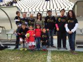 El Real Murcia muestra su apoyo a las enfermedades raras