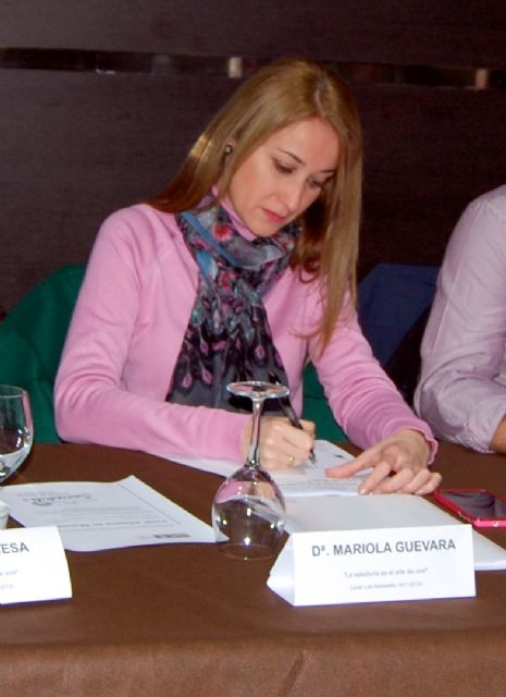 Mariola Guevara, elegida por mayoría como número dos de la lista electoral del PSOE de Alhama, Foto 2