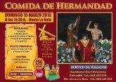 La Cofradía del Santísimo Cristo de la Caída celebrará una comida de Hermandad el próximo domingo