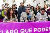 Urralburu encabeza la lista de Claro que Podemos a las primarias de Podemos para la Asamblea Regional