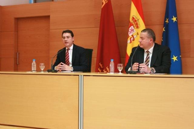 Convenio para la dotación de las extensiones de las Escuelas Oficiales de Idiomas en Alhama de Murcia y Fuente Álamo, Foto 1
