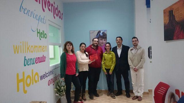 La Agrupación Musical Nuestro Padre Jesús del Amor de Alhama de Murcia colabora con D´genes, Foto 1