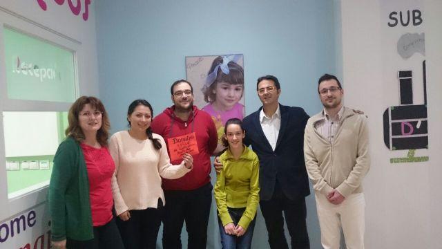 La Agrupación Musical Nuestro Padre Jesús del Amor de Alhama de Murcia colabora con D´genes, Foto 2