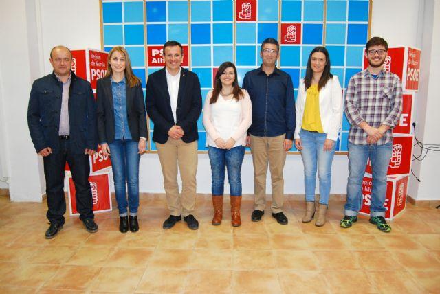El PSOE local desvela los nueve primeros puestos de su candidatura, Foto 1