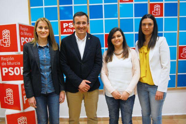 El PSOE local desvela los nueve primeros puestos de su candidatura, Foto 2
