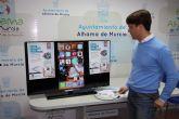El Ayuntamiento presenta Ainforma, una aplicaci�n que permite a los vecinos interaccionar con el Consistorio de forma inmediata