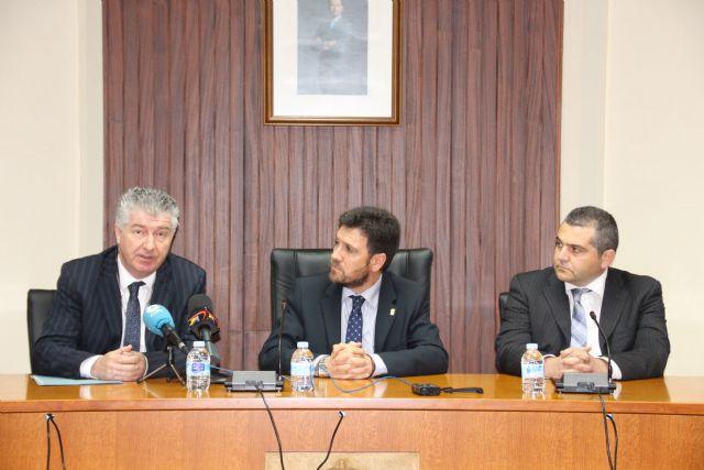 Alhama acoge la instalación de la empresa Primafrío, Foto 1