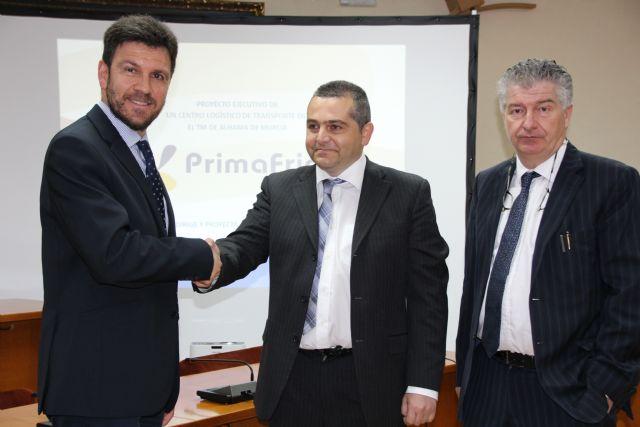 Alhama acoge la instalación de la empresa Primafrío, Foto 2