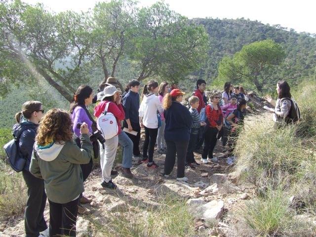 Medio Ambiente organiza actividades el fin de semana en Sierra Espuña con motivo del Día Mundial de los Bosques, Foto 1