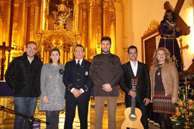 La Concejalía de Cultura y Patrimonio ofrece el concierto de Semana Santa en el que actúa el cantaor Curro Piñana, Foto 1