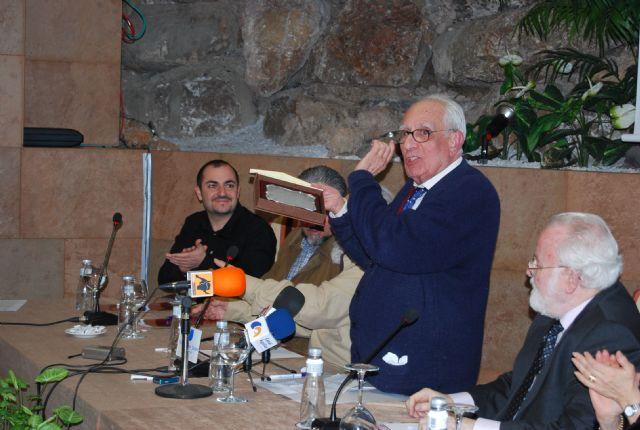Muere el escritor alhameño Lorenzo Andreo Rubio, Foto 1