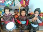La Guardería La Estrella también realizó su particular procesión infantil